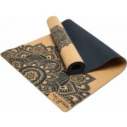 TAPIS YOGA CORK MANDALA 3.5MM