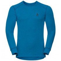TEE SHIRT MANCHES LONGUEs ACTIVE WARM BLUE