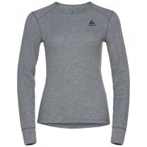 TEE-SHIRT ML ACTIVE WARM ECO CREW LADY GREY