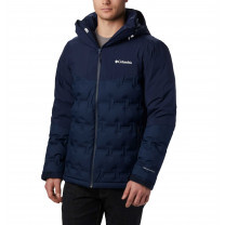 VESTE WILD CARD DOWN JACKET COLLEGIATE NAVY