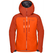 VESTE LYNGEN HYBRID ORANGE