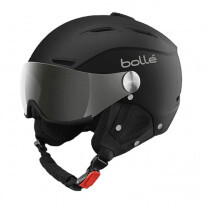 CASQUE BACKLINE VISOR 1+3 BLACK 2021