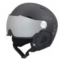 CASQUE MIGHT VISOR S3 BLACK 2020