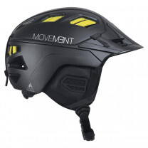 CASQUE 3TECH FREERIDE BLACK/LIME