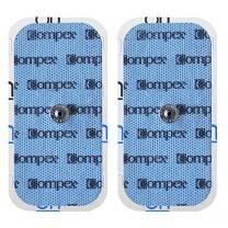 ELECTRODES 2 SNAPS 5*10CM