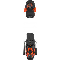 FIXATION WARDEN 13 MNC BLACK/ORANGE - 2021