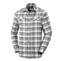 CHEMISE FLARE GUN FLANNEL III LONG SLEEVE SHIRT