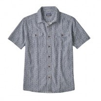 CHEMISE STEERSMAN GRIS - TAILLE M