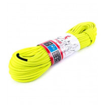 CORDE SUMMIT FULL DRY 7,6MM - 60M JAUNE