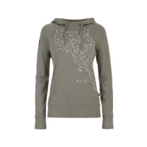 SWEAT A CAPUCHE MISSY GREY