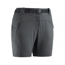 SHORT FLEX LADY CREST BLACK