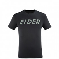 TEE SHIRT MC TAURUS EIDER ROLL BLACK