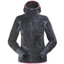 POLAIRE KEMBLA HOODIE LADY ANTHRACITE