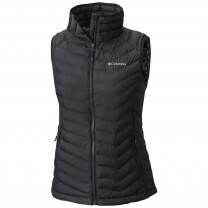 DOUDOUNE SANS MANCHES POWDER LITE VEST LADY BLACK