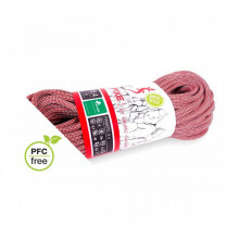 CORDE FANATIC NATURE 8,4MM - 50M ROUGE/BLANC