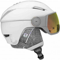CASQUE ICON² VISOR PHOTO LADY