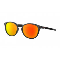 PITCHMAN R POLISHED BLACK PRIZM RUBY POLARIZED