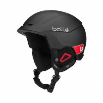 CASQUE INSTINCT MATTE BLACK CORP