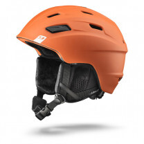 CASQUE MISSION ORANGE
