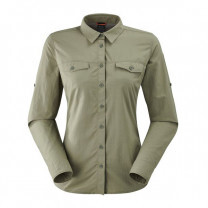 CHEMISE SHIELD SHIRT LADY LICHEN