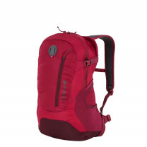 SAC A DOS WINDACTIVE 20 ZIP CARMIN RED