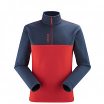 POLAIRE ACCESS MICRO T-ZIP VIBRANT RED / ECLIPSE BLUE