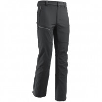 PANTALON TRACK SOFTSHELL BLACK