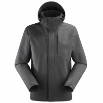 VESTE TRACK ZIP-IN JKT M BLACK