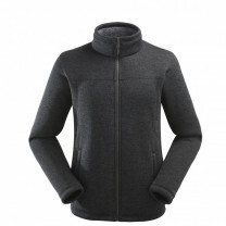POLAIRE CALI FULL ZIP M BLACK