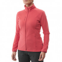 POLAIRE ACCESS MICRO FULL ZIP LADY GERANIUM