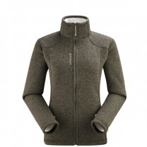 POLAIRE CALI FULL ZIP LADY DARK BRONZE