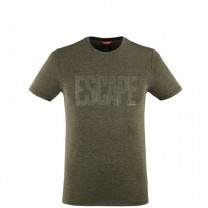 TEE SHIRT SHIFT TEE M DARK BRONZE