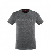TEE SHIRT SHIFT TEE M ANTHRACITE GREY