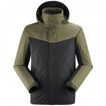 VESTE JAIPUR GTX 3 EN 1 FLEECE DARK BRONZE