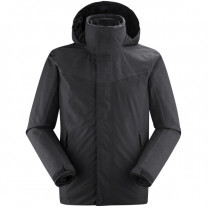 VESTE JAIPUR GTX 3 EN 1 FLEECE ANTHRACITE GREY
