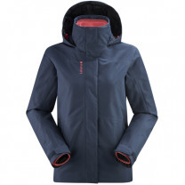VESTE JAIPUR GTX 3 EN 1 FLEECE LADY ECLIPSE BLUE