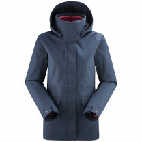 VESTE CALDO 3 EN 1 LADY ECLIPSE BLUE