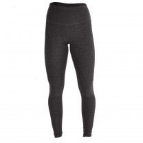 LEGGING HALF MOON ANKLE BLACK HEATHER