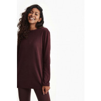 PULL DOWNTOWN TOP EL CAPITANE HEATHER