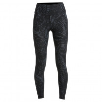 LEGGING PARISIA BLACK JUNGLE PALM