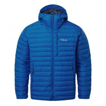 DOUDOUNE MICROLIGHT ALPINE JACKET POLAR BLUE - 2021