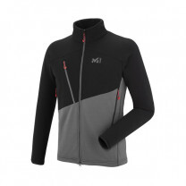 VESTE ELEVATION POWER NOIR TARMAC