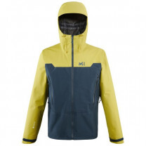 VESTE KAMET LIGHT GTX ORION BLUE WILD LIME