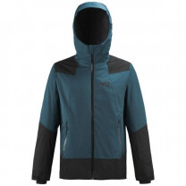 VESTE ROLDAL FIRE ORION BLUE NOIR