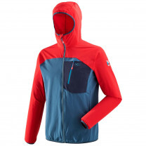 SOFTSHELL TRILOGY HOODY CORDURA INDIAN ROUGE