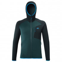 POLAIRE SENECA TECNO HOODIE ORION BLUE/ELECTRIC BLUE - TAILLE XS
