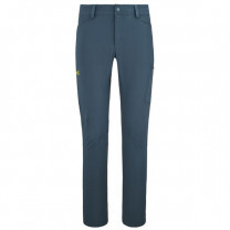 PANTALON WANAKA STRETCH PANT ORION BLUE / WILD LIME