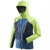 VESTE TRILOGY V ICON DUAL GTX SAPHIR GREEN