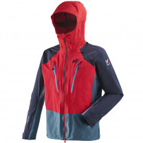 VESTE TRILOGY V ICON DUAL GTX PRO JKT INDIAN/ROUGE