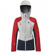 VESTE TRILOGY V ICON DUAL GTX PRO LADY SAPHIR ROUGE